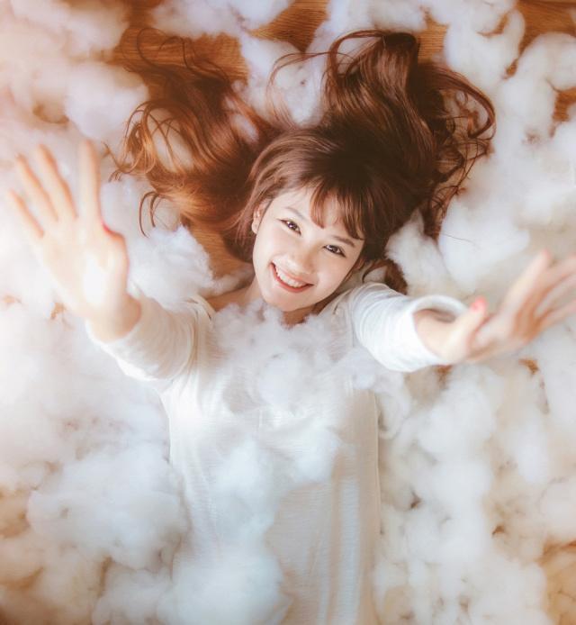 ほほ笑む 自分を変える方法 幸せ